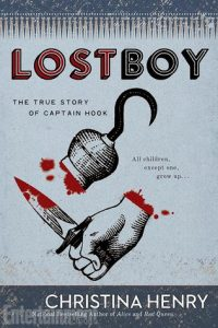 Review: Lost Boy: The True Story of Captain Hook by Christina Henry