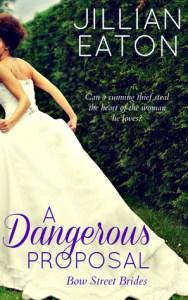 Review: A Dangerous Proposal by Jillian Eaton