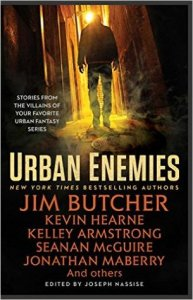 Review: Urban Enemies by Joseph Nassise, Jim Butcher, Kelley Armstrong…