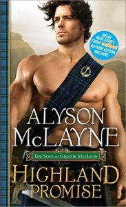 Review: Highland Promise by Alyson McLayne