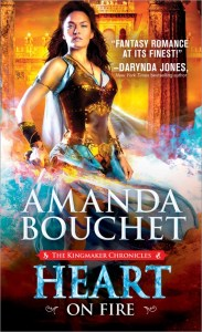 Early Excerpt for Heart on Fire by Amanda Bouchet!!