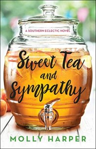 Review and Giveaway of Sweet Tea and Sympathy by Molly Harper