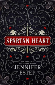 Review: Spartan Heart by Jennifer Estep
