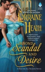Review: Beyond Scandal and Desire by Lorraine Heath