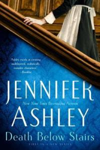 Review: Death Below Stairs by Jennifer Ashley