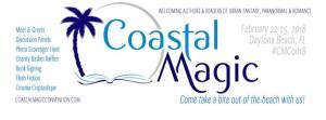 Tori's Annual Pilgrimage to Coastal Magic Con and Giveaway!!