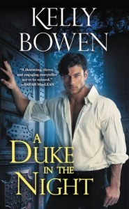 Review: A Duke in the Night by Kelly Bowen