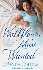 Review: Wallflower Most Wanted by Manda Collins