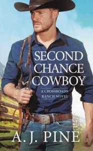 Review: Second Chance Cowboy by A.J. Pine