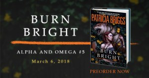 GIVEAWAY: Cry Wolf by Patrica Briggs