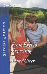 Review: From Exes to Expecting by Laurel Greer