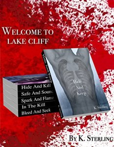 Guest Author K. Sterling and Boys of Lake Cliff