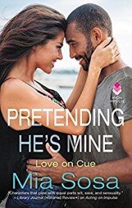 Review: Pretending He's Mine by Mia Sosa