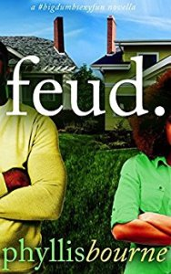 Review: Feud by Phyllis Bourne