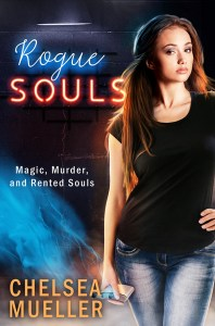 Cover Revel and Giveaway: Chelsea Mueller's Rogue Souls