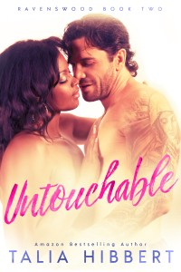Cover Reveal! Untouchable by Talia Hibbert