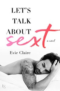 Review: Let's Talk About Sext by Evie Claire