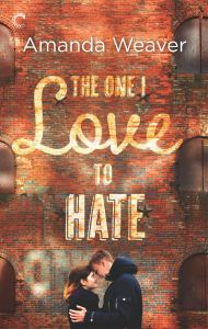 Excerpt: The One I Love to Hate by Amanda Weaver