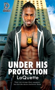 book cover of Under His Protection by LaQuette