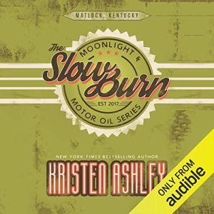 Audio Excerpt: The Slow Burn by Kristen Ashley