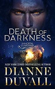 Review: Death of Darkness by Dianne Duvall (Helyce is back!)