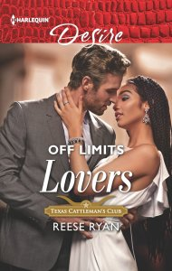 Release Day: OFF LIMITS LOVERS BY REESE RYAN