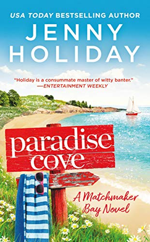 Cover of Paradise Cove by Jenny Holiday