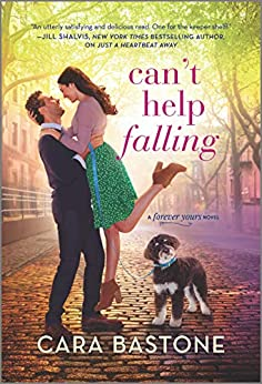 Cover of Can't Help Falling by Cara Bastone