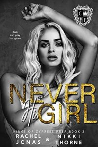 Never his Girl by Rachel Jonas and Nikki Thorne