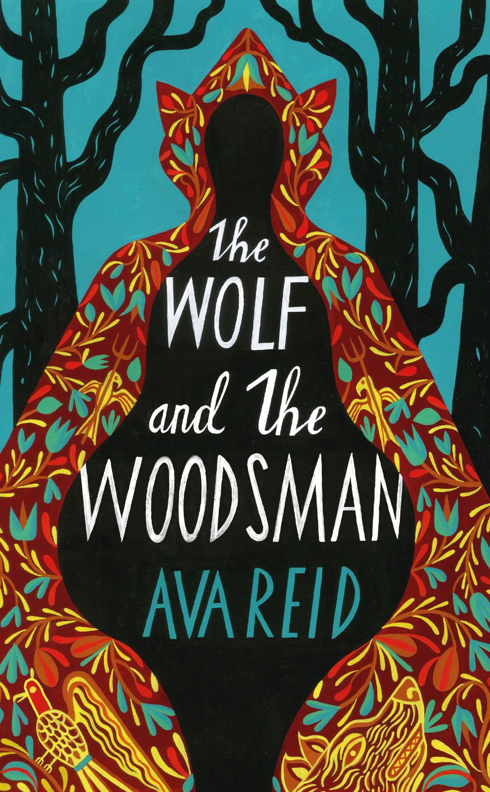 Review: The Wolf and the Woodsman by Ava Reid