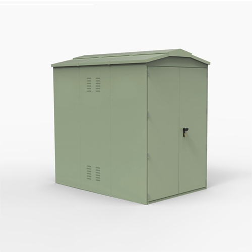 SM Garden Sheds Outbox 5'x7' Secure Heavy Duty Metal Shed (Various Colours)