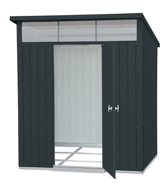 Unwrapped sheds