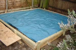 Base Requirements and Condensation Prevention for Garden Sheds