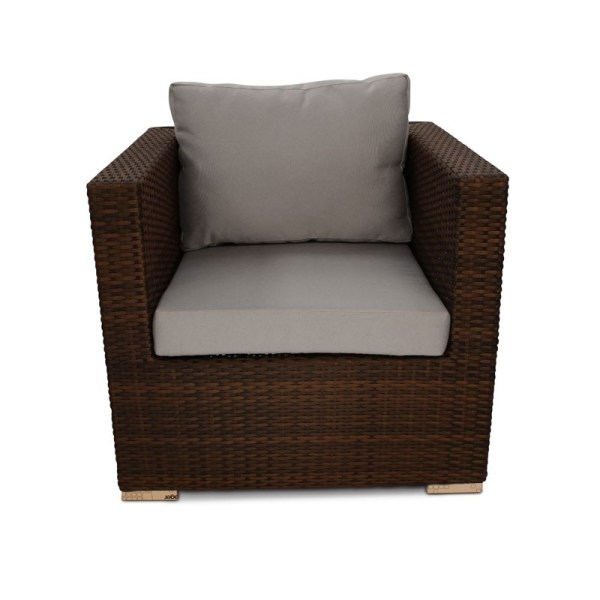 LeisureBench - Denby Rattan Sofa Chair
