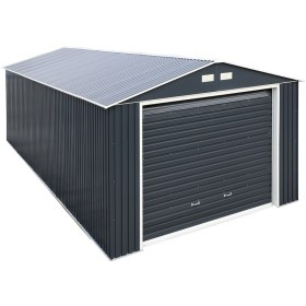 Lotus Metal Bin Store - Anthracite Grey (Double or Triple Models)