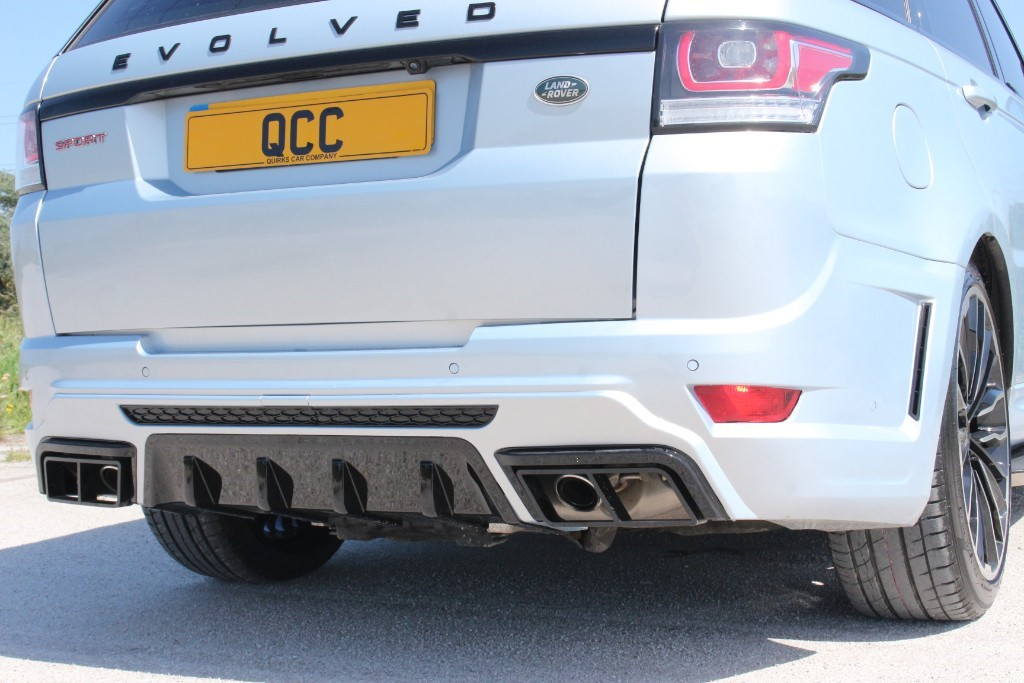 land rover range rover sport quirks