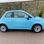Fiat 500 Cjs Autos Ltd Gloucestershire