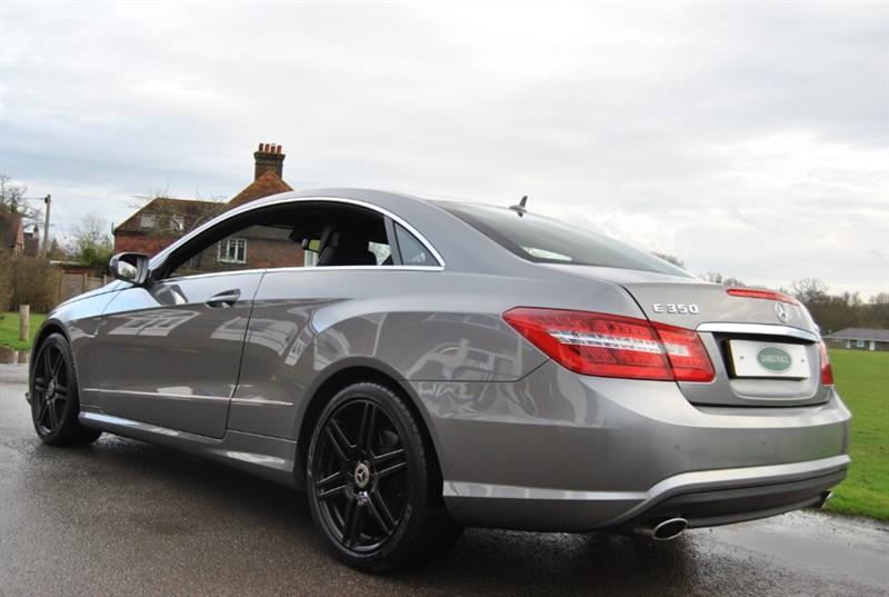 Used Palladium Silver Metallic Mercedes E350 for Sale