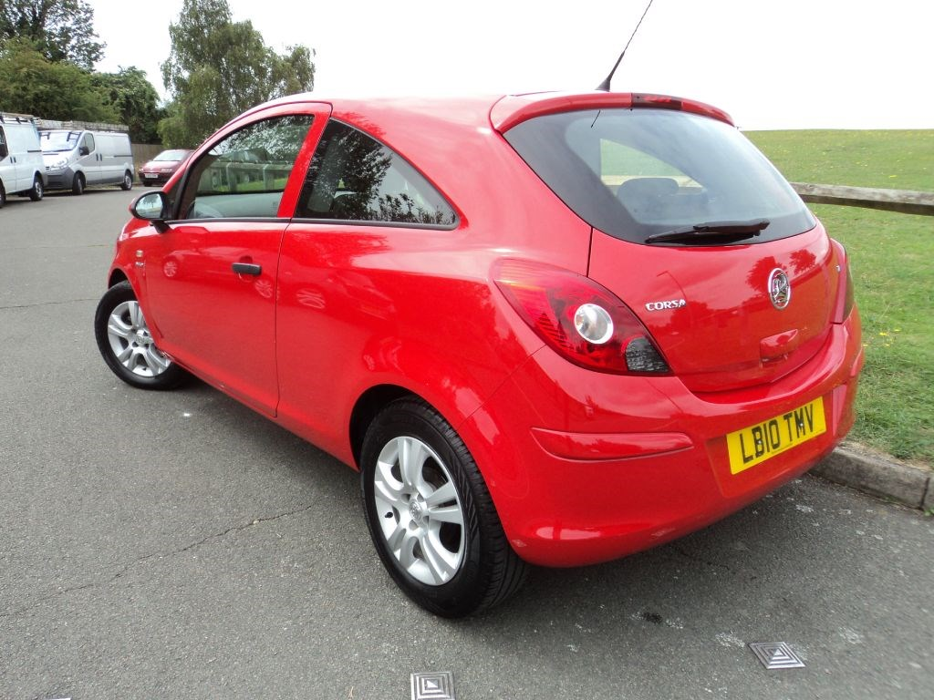Vauxhall CorsaEnergy AC  Special Edition  for sale
