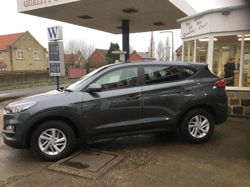 Used Hyundai Tucson for Sale  South Yorkshire