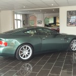 Used Aston Racing Green Aston Martin Vanquish For Sale West Sussex