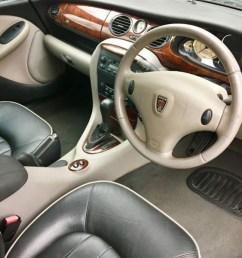 rover 75 connoisseur  [ 1024 x 768 Pixel ]