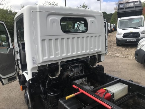small resolution of nissan cabstar