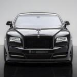 Rolls Royce Wraith Onyx London