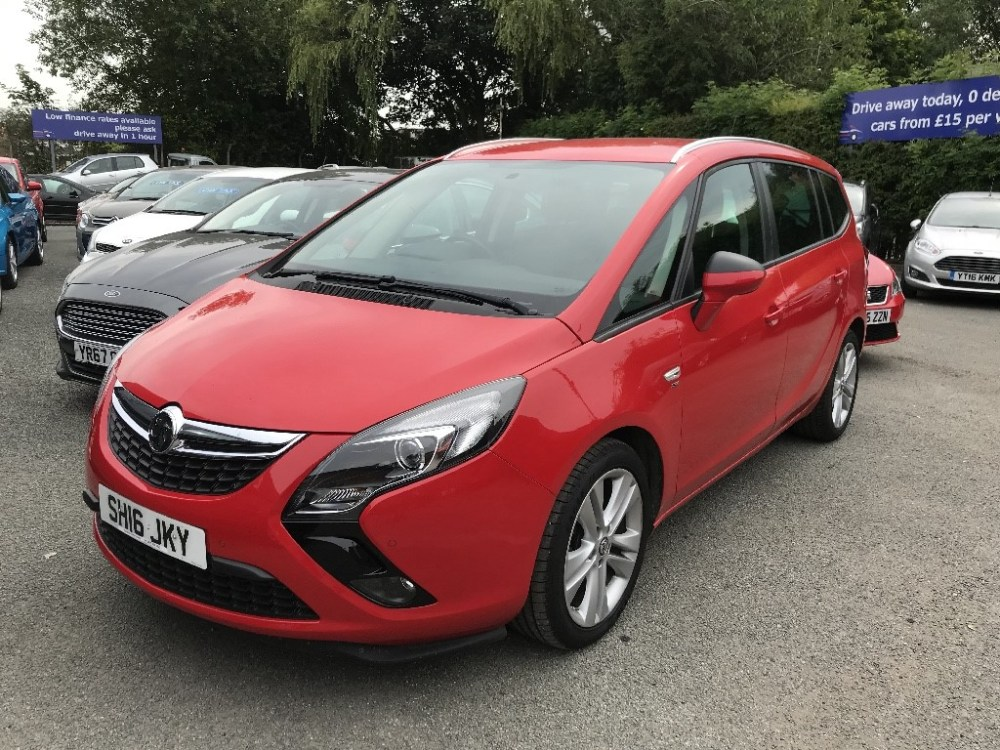 medium resolution of vauxhall zafira tourer