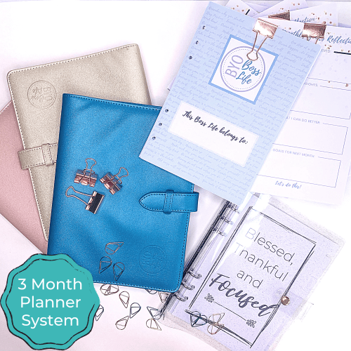 small business planner system