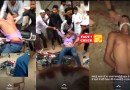 An old Venezuela's video of beheading, is added to an UP's video of a Muslim mob beating a man suggesting they killed him