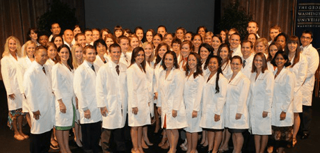 Physician Assistant White Coat Ceremony  The School of