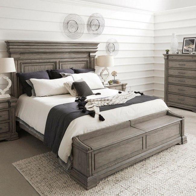 madison ridge storage bed