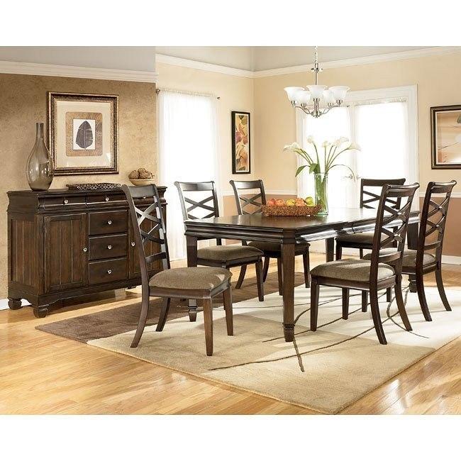 Hayley Dining Room Set Signature Design By Ashley Furniture Furniturepick